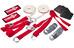 Slackline-Tools Fit'n Slack Set - Slackline - 10 m rouge/blanc